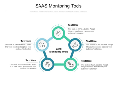 SAAS Monitoring Tools Ppt PowerPoint Presentation Icon Images Cpb