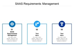 SAAS Requirements Management Ppt PowerPoint Presentation Summary Templates Cpb