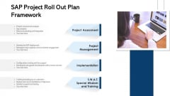 SAP Project Roll Out Plan Framework Ppt Model Background Designs PDF