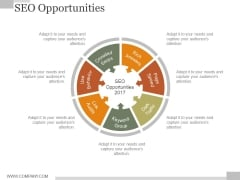 SEO Opportunities Ppt PowerPoint Presentation Background Image