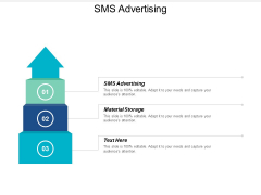 SMS Advertising Ppt PowerPoint Presentation Summary Graphics Cpb
