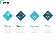 SWOT Opportunity Strength Ppt PowerPoint Presentation Infographic Template Example Topics