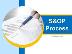 S And OP Process Sales Business Ppt PowerPoint Presentation Complete Deck