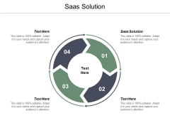 saas solution ppt powerpoint presentation infographics objects cpb