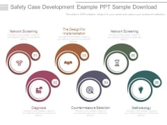 Safety Case Development Example Ppt Sample Download