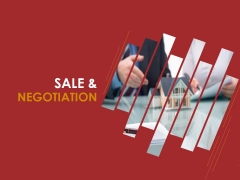 Sale And Negotiation Template 2 Ppt PowerPoint Presentation Show