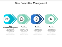 Sale Competitor Management Ppt PowerPoint Presentation Inspiration Structure Cpb