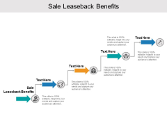 Sale Leaseback Benefits Ppt PowerPoint Presentation Ideas Samples Cpb