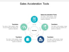 Sales Acceleration Tools Ppt PowerPoint Presentation Portfolio Outfit