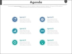Sales Agenda Analysis Infographic Diagram Powerpoint Slides