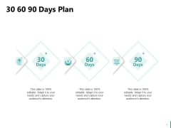 Sales And Business Development Action Plan 30 60 90 Days Plan Ppt Layouts Design Inspiration PDF
