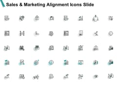 Sales And Marketing Alignment Icons Slide Pillars Ppt PowerPoint Presentation Professional Objects