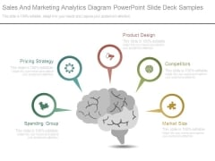 Sales And Marketing Analytics Diagram Powerpoint Slide Deck Samples
