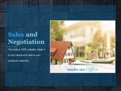 Sales And Negotiation Template 2 Ppt PowerPoint Presentation Professional