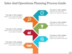 Sales And Operations Planning Process Guide Ppt PowerPoint Presentation Styles Background Image