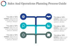 Sales And Operations Planning Process Guide Ppt PowerPoint Presentation Styles Styles