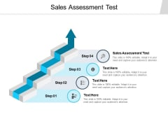 Sales Assessment Test Ppt PowerPoint Presentation Slides Graphic Tips Cpb