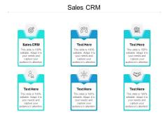 Sales CRM Ppt PowerPoint Presentation Portfolio Templates Cpb