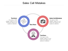 Sales Call Mistakes Ppt PowerPoint Presentation Infographic Template Example File Cpb Pdf
