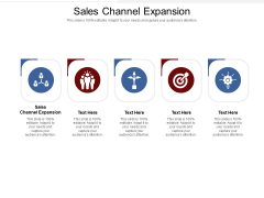 Sales Channel Expansion Ppt PowerPoint Presentation Slides Show Cpb Pdf