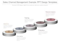 Sales Channel Management Example Ppt Design Templates