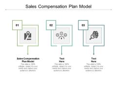 Sales Compensation Plan Model Ppt PowerPoint Presentation Gallery Designs Cpb