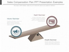 Sales Compensation Plan Ppt Presentation Examples