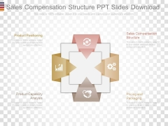 Sales Compensation Structure Ppt Slides Download