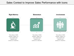 Sales Contest To Improve Sales Performance With Icons Ppt PowerPoint Presentation Professional Inspiration