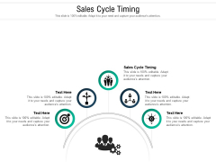 Sales Cycle Timing Ppt PowerPoint Presentation Portfolio Sample Cpb Pdf