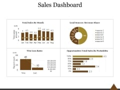 Sales Dashboard Template 2 Ppt PowerPoint Presentation Introduction