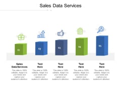 Sales Data Services Ppt PowerPoint Presentation Infographics Example Cpb Pdf