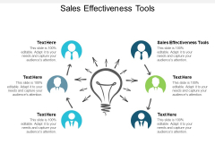 Sales Effectiveness Tools Ppt PowerPoint Presentation Outline Introduction Cpb