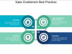 Sales Enablement Best Practices Ppt PowerPoint Presentation Model Slide Download Cpb