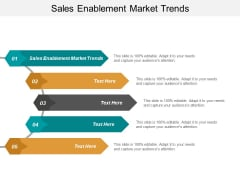 Sales Enablement Market Trends Ppt PowerPoint Presentation Model Elements Cpb