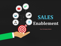 Sales Enablement Ppt PowerPoint Presentation Complete Deck With Slides