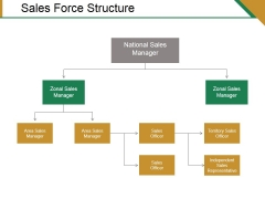 Sales Force Structure Ppt PowerPoint Presentation Ideas Slide Download