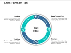 Sales Forecast Tool Ppt PowerPoint Presentation Gallery Images Cpb