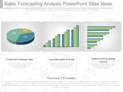 Sales Forecasting Analysis Powerpoint Slide Ideas