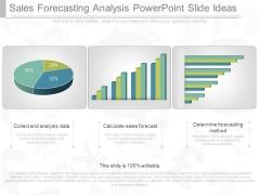Sales Forecasting Analysis Powerpoint Slide Ideas