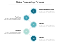 Sales Forecasting Process Ppt PowerPoint Presentation Outline Example Cpb