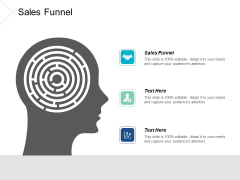 Sales Funnel Ppt PowerPoint Presentation Model Professional Cpb