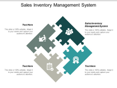 Sales Inventory Management System Ppt PowerPoint Presentation Infographic Template Slideshow Cpb