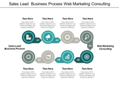Sales Lead Business Process Web Marketing Consulting Opportunity Ppt PowerPoint Presentation Infographic Template Graphic Tips Cpb
