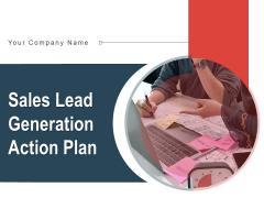 Sales Lead Generation Action Plan Introduction Ppt PowerPoint Presentation Complete Deck