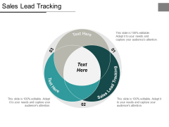 Sales Lead Tracking Ppt PowerPoint Presentation Styles Structure