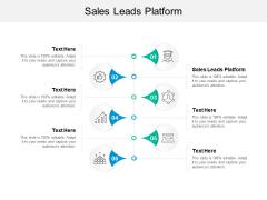 Sales Leads Platform Ppt PowerPoint Presentation Infographics Format Cpb
