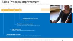 Sales Management Advisory Service Sales Process Improvement Brochure PDF