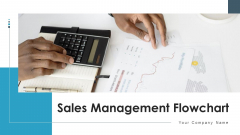 Sales Management Flowchart Implementation Plan Ppt PowerPoint Presentation Complete Deck With Slides