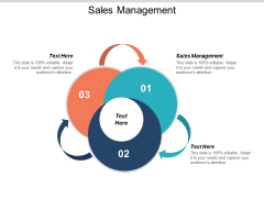 Sales Management Ppt PowerPoint Presentation Icon Cpb
